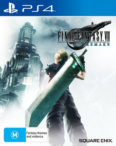 Final Fantasy VII Remake - PS4 - Playstation 4
