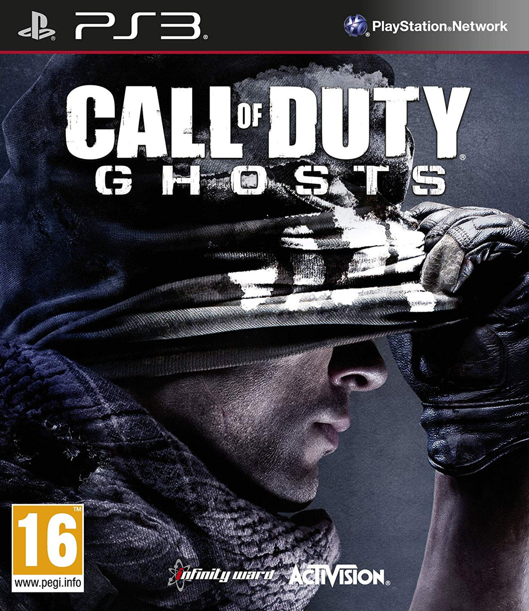 Call of Duty Ghosts - PS3