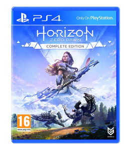 Horizon Zero Dawn Complete Edition - PS4 - Playstation 4 (Used)
