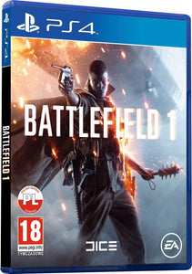 Battlefield 1 - PS4 - Playstation 4 (Used)