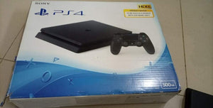 PS4 Slim - Playstation 4 Console - (Used)