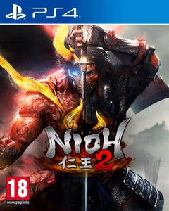 Nioh 2 - PS4 - Playstation 4