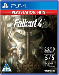 Fallout 4 - PS4 - Playstation 4 - (Used)
