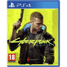 Load image into Gallery viewer, Cyberpunk 2077 - PlayStation 4 - PS4 (Used)