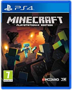 Minecraft: PS4 Edition - PS4 - PlayStation 4 (Used)