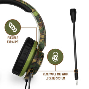 STEALTH XP-Cruiser Gaming Headset