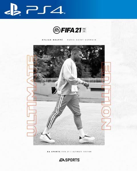 FIFA 21 - Playstation 4 - PS4 - Ultimate Edition