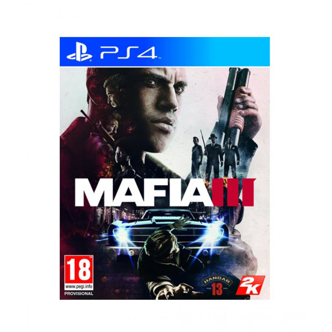 Mafia 3 - PS4 - PlayStation 4 (Used)