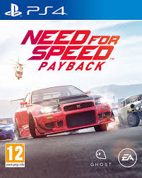 Need for Speed Payback - PS4 - PlayStation 4 (Used)