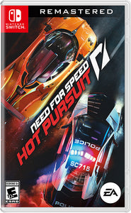 Need for Speed: Hot Pursuit - Remastered - Nintendo Switch