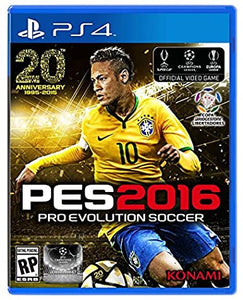 Pro Evolution Soccer 2016 - PES 2016 - PS4 (Used)