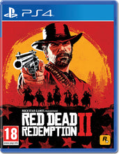 Load image into Gallery viewer, Red Dead Redemption 2 - PS4 - Playstation 4 (Used)