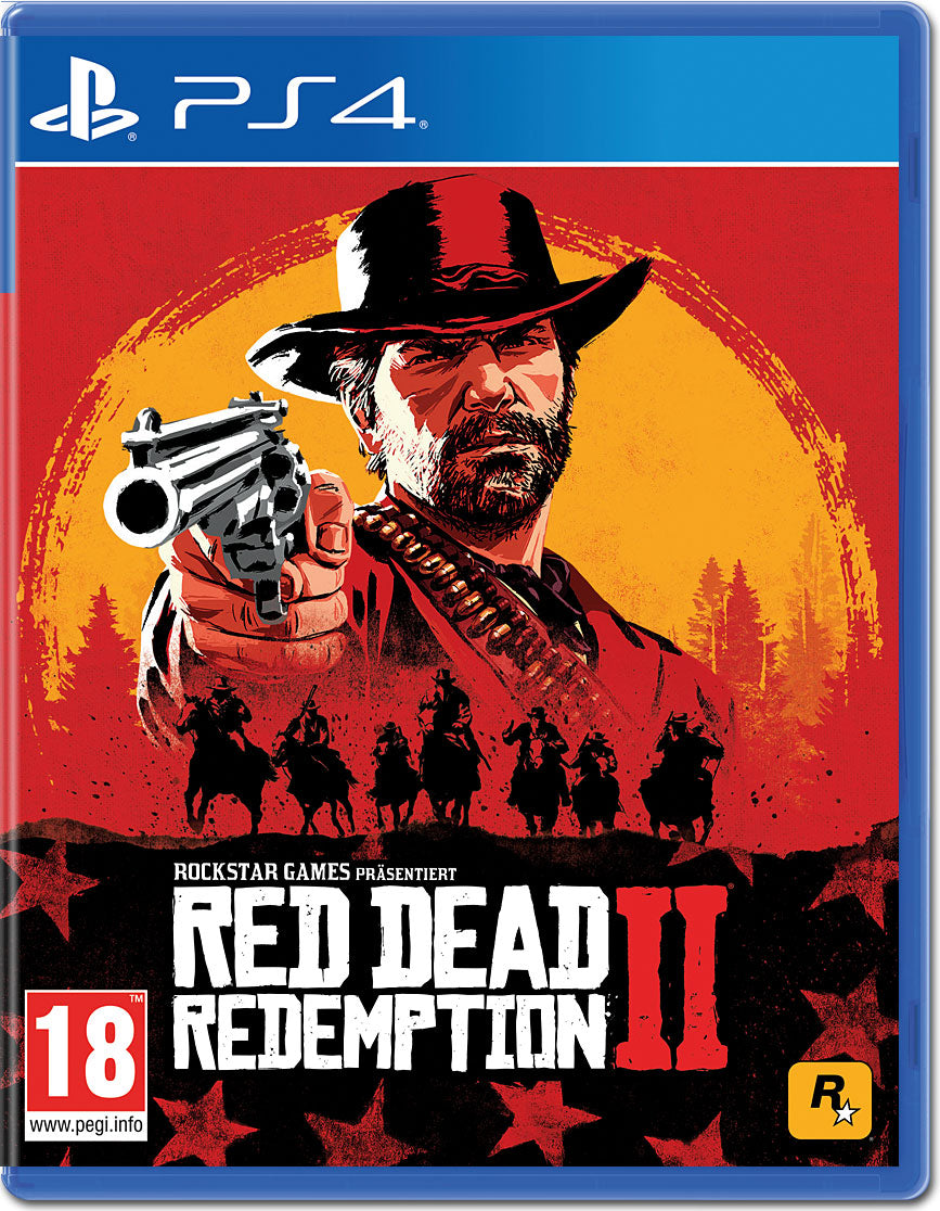 Red Dead Redemption 2 - PS4 - Playstation 4 (Used)