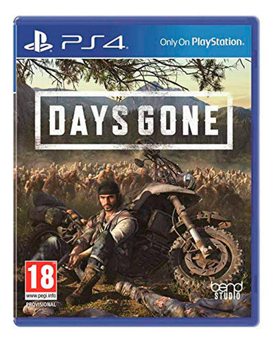 Days Gone - PS4 - PlayStation 4 (Used)