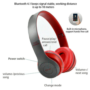 ST3 Wireless Headphones