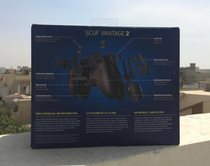Scuf Vantage 2 - Playstation 4 & PC Controller
