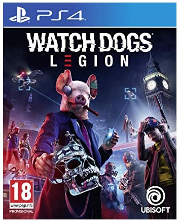 Watch Dogs Legion - PS4 - Playstation 4