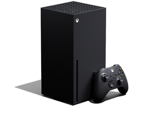 Xbox Series X - 1TB - Next-Gen Gaming Console