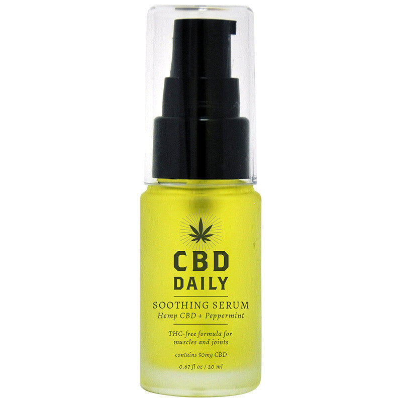 CBD Daily | Soothing Serum 20ML