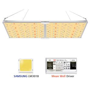 Samsung LM301B white with enhanced red for seed to flower growth 220W LED