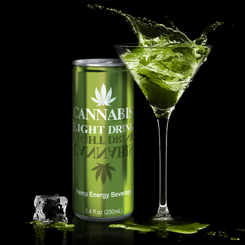 Cannabis Energy Drink® Light