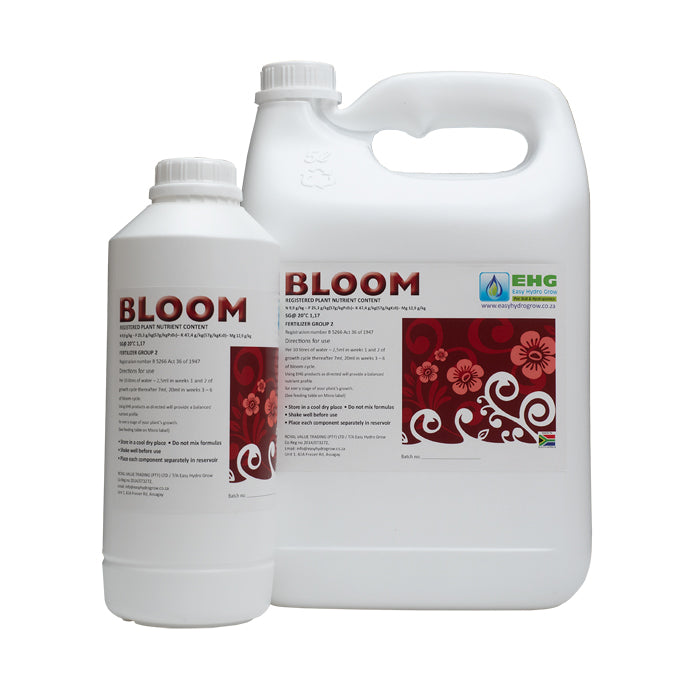 EHG | Bloom Nutrients