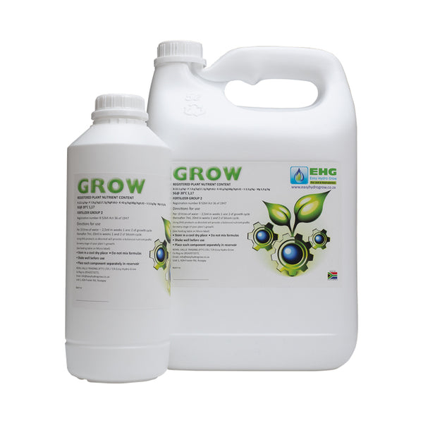 EHG | Grow Nutrients