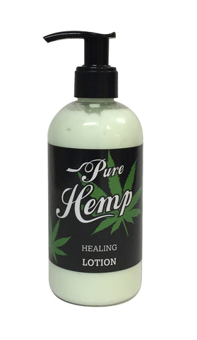 Pure Hemp Healing Lotion 150ML