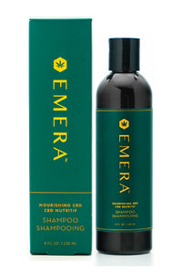 Emera Nourishing CBD Shampoo 236ML