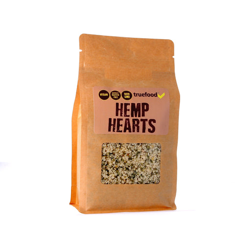 Hemp Hearts | Dehulled Seeds