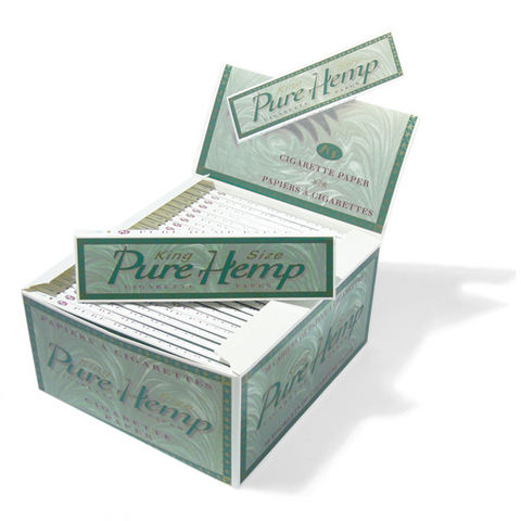 PURE HEMP PAPER - KING SIZE