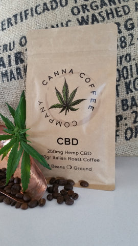 CannaCoffee | Ground 250G