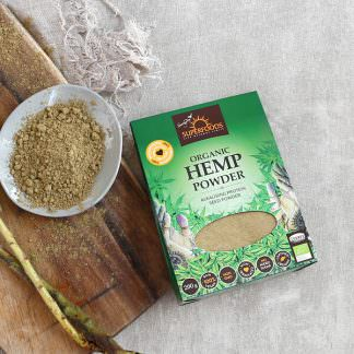 Hemp Protein Powder 200G Organic