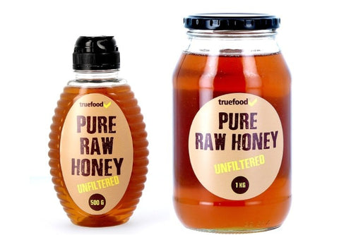 Raw Honey 500G/1000G