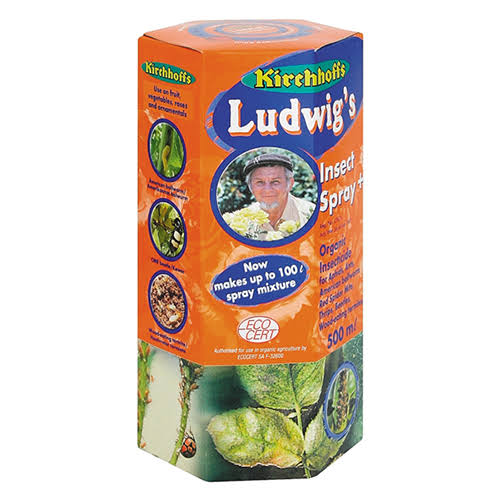 Kirchhoffs Ludwigs Insect Spray 200ml\500ml