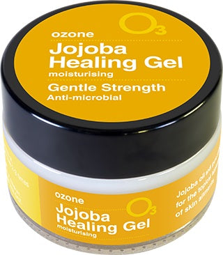 Ozone Healing Gel (Jojoba) 25ml