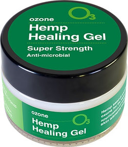Ozone Healing Gel (Hemp Oil) 25ml