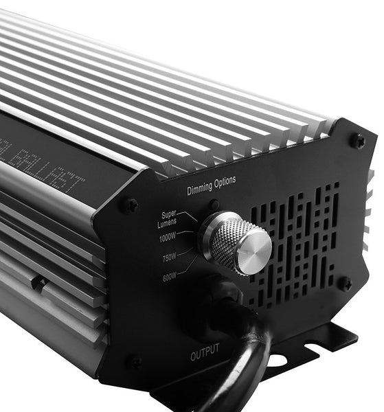 Powerlux Dimmable Electronic Ballast - 600W