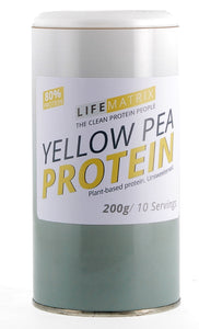 Yellow Pea Protein 200G
