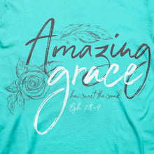 Load image into Gallery viewer, Womens T-Shirt Grace Drawings