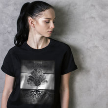 Load image into Gallery viewer, Christian T-Shirt Rooted Tree