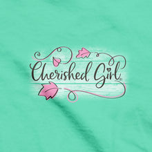 Load image into Gallery viewer, Cherished Girl Womens T-Shirt Amazing Grace Shiplap
