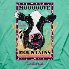 Load image into Gallery viewer, Cherished Girl Womens T-Shirt Moo