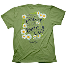 Load image into Gallery viewer, Cherished Girl Womens T-Shirt Too Many Blessings