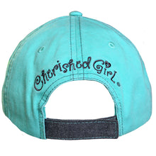 Load image into Gallery viewer, Cherished Girl Womens Cap Amazing Grace Cross