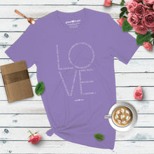 Load image into Gallery viewer, grace & truth Womens T-Shirt Love Chapter