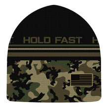 Load image into Gallery viewer, HOLD FAST Mens Beanie Camo