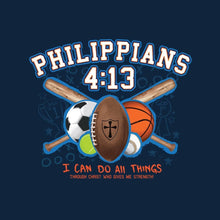 Load image into Gallery viewer, Kids T-Shirt All Things Sports