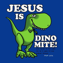 Load image into Gallery viewer, Kids T-Shirt Dino-Mite
