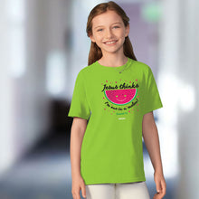 Load image into Gallery viewer, Kids T-Shirt Melon